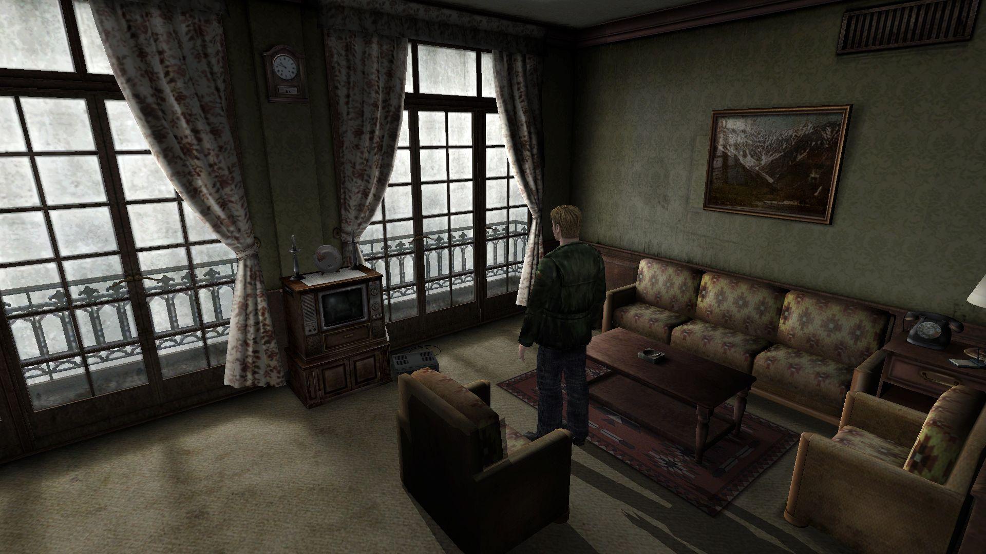 Silent Hill 2 - La chambe d'hôtel